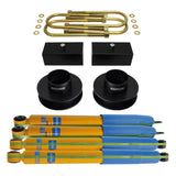 1994-2001 Dodge Ram 2500 Full Suspension Lift Kit & Bilstein Shocks 2WD 4×2