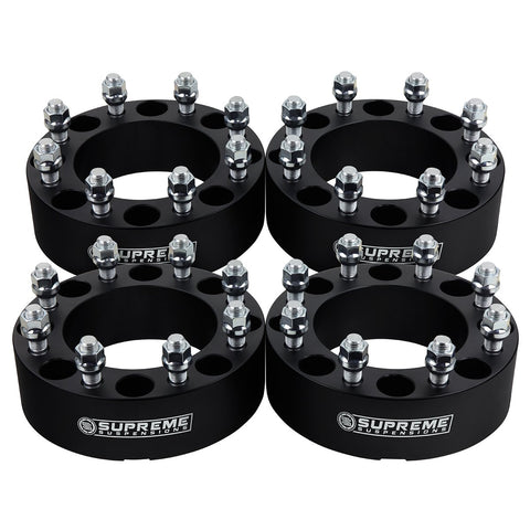 2000-2010 Chevy Silverado 2500HD 2WD 4WD Wheel Spacers