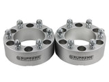 "1992-2018 GMC Yukon / Yukon XL 1500 2"" Wheel Spacers (78.3mm Bore)"