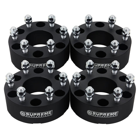 1992-2018 GMC Yukon 2wd 4wd Wheel Spacers (Hub Centric)