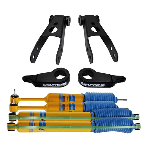 1998-2011 Ford Ranger Full Suspension Lift Kit & Bilstein Shocks 4WD