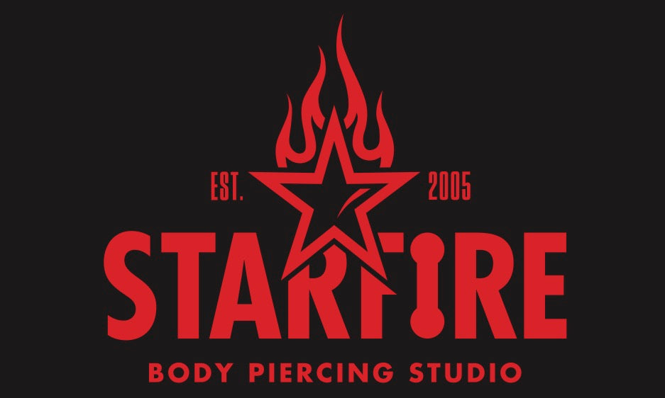 Starfire Body Piercing STUDIO Gift Card