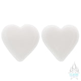 Heart Glass Plugs