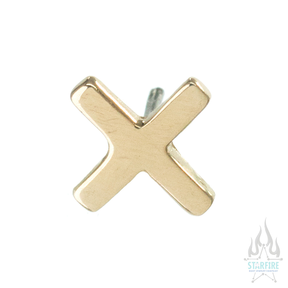 threadless: Ex Pin in Gold
