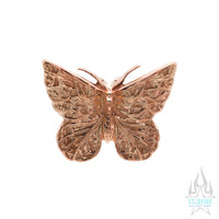 threadless: Butterfly End in Gold