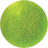 Fused Glass Dichroic Plugs - Green Gold