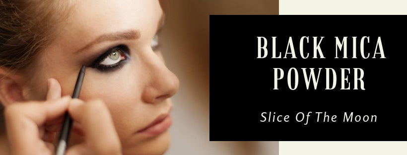 How to Make Eyeshadow at Home with Black Mica Powder