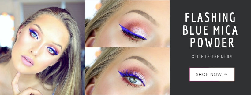 How To Make Mineral Makeup Eyeshadow And Eyeliner