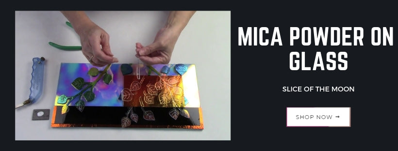 Using Mica Powder on Glass – Is Your Mica High Heat Tolerant?