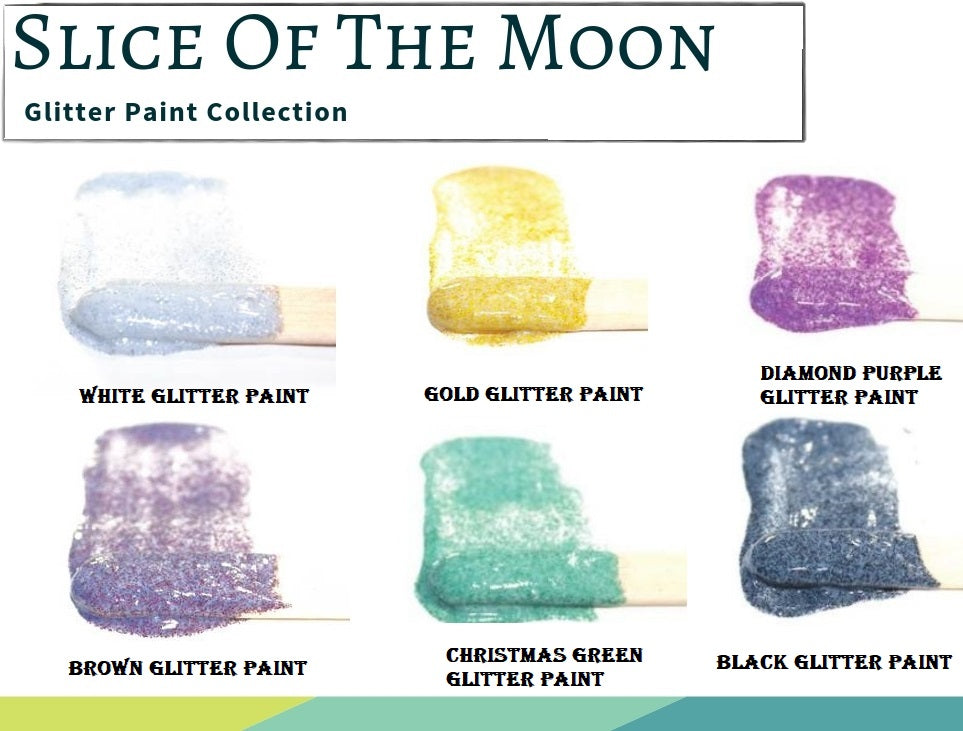 How To Use Glitter Paint For Textile Printing