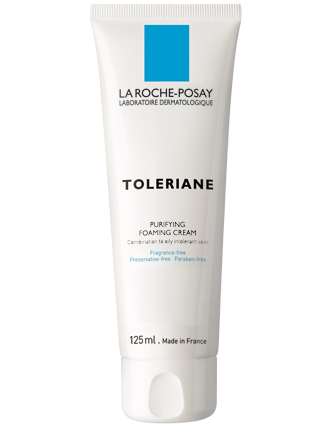 La Roche-Posay Toleriane Purifying Foaming Cream (4.22 fl oz/ 125 ml) - Test