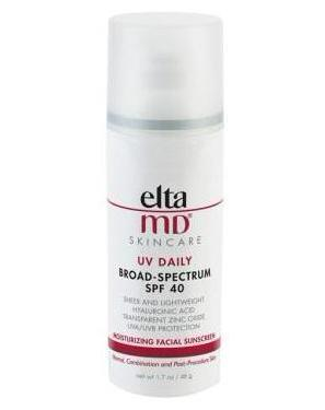 EltaMD UV Daily Broad-Spectrum SPF 40 (1.7 fl oz/ 50 ml) - Test