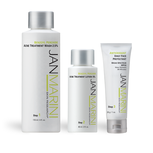Jan Marini Teen Clean Acne Kit 5%