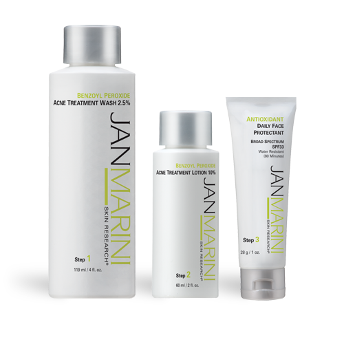 Jan Marini Teen Clean Acne Kit 10% - LIMITED SUPPLY