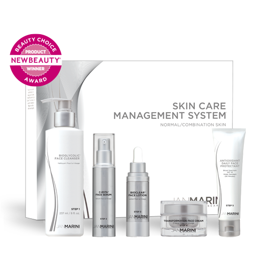 Jan Marini Skin Care Management System Kit - Normal/ Combination - Test
