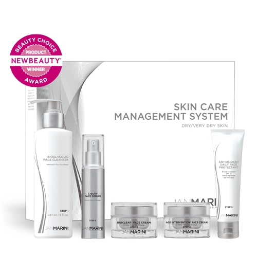 Jan Marini Skin Care Management System Kit - Dry/ Very Dry Skin - Test