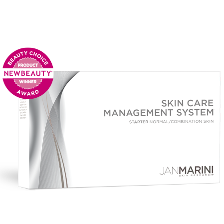 Jan Marini STARTER Skin Care Management System Kit - Normal/ Combination