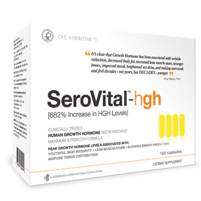 SeroVital-hgh Dietary Supplement (30 Days) - Test