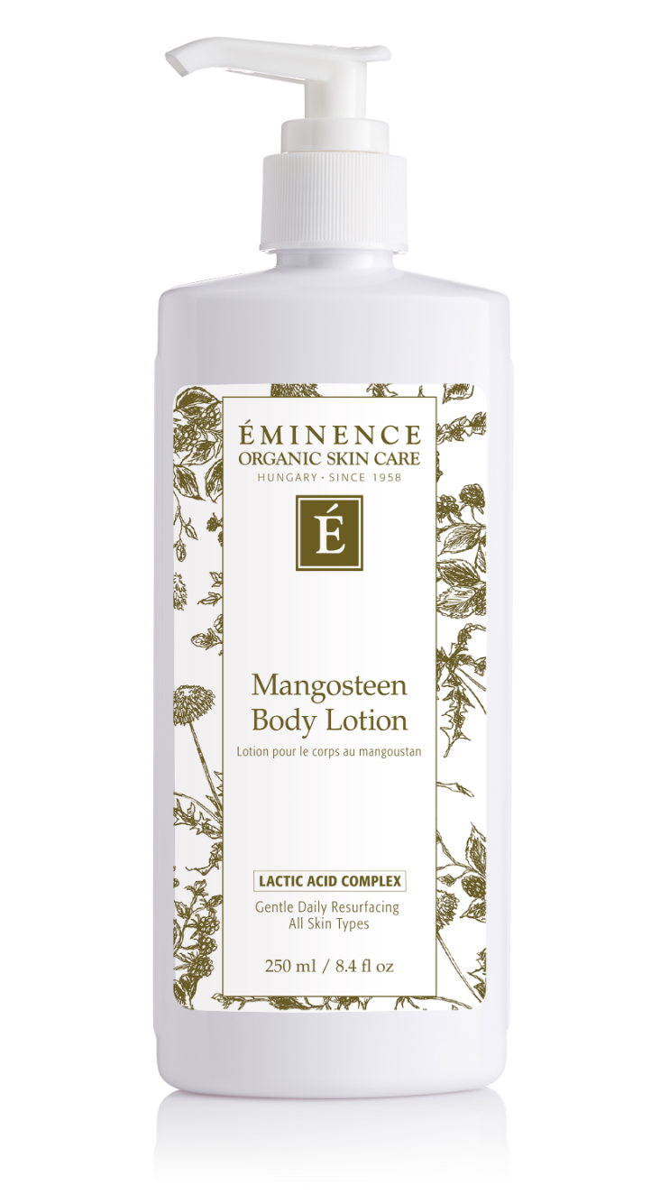 Eminence Organics Mangosteen Body Lotion (8.4 oz/250 ml)