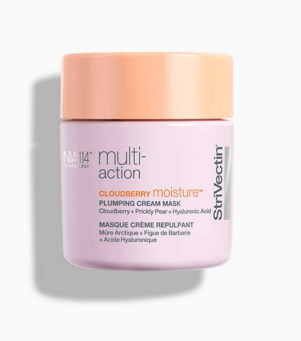 StriVectin Multi-Action Cloudberry Moisture Plumping Cream Mask (2.4 oz)