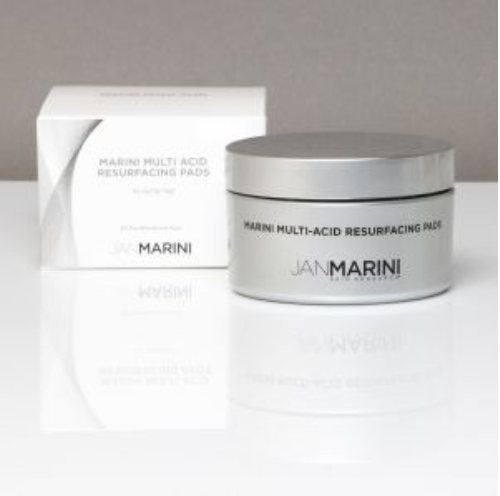 Jan Marini Multi-Acid Resurfacing Pads (30 pre-moistened pads)