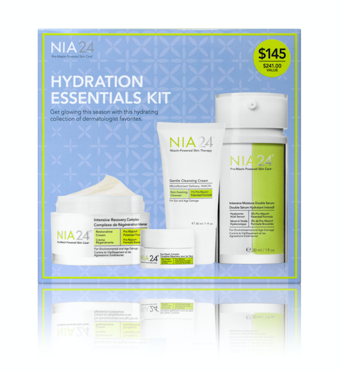 NIA24 Hydration Essentials Kit ($241.00 VALUE)