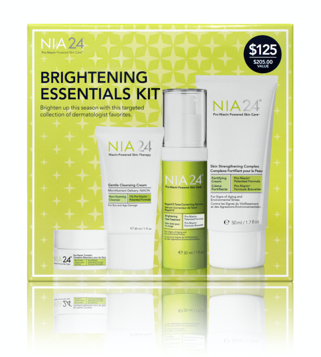NIA24 Brightening Essentials Kit ($205.00 VALUE)