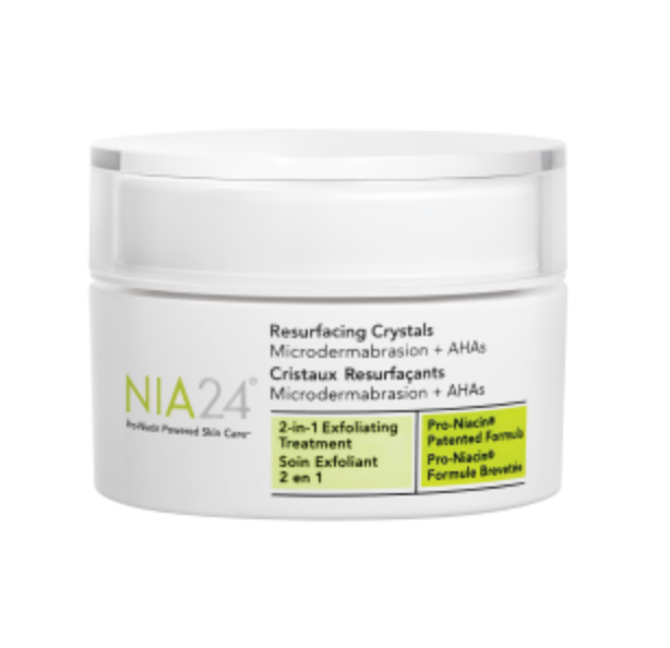 NIA24 Resurfacing Crystals (1.9 oz/ 55g) - DISCONTINUED