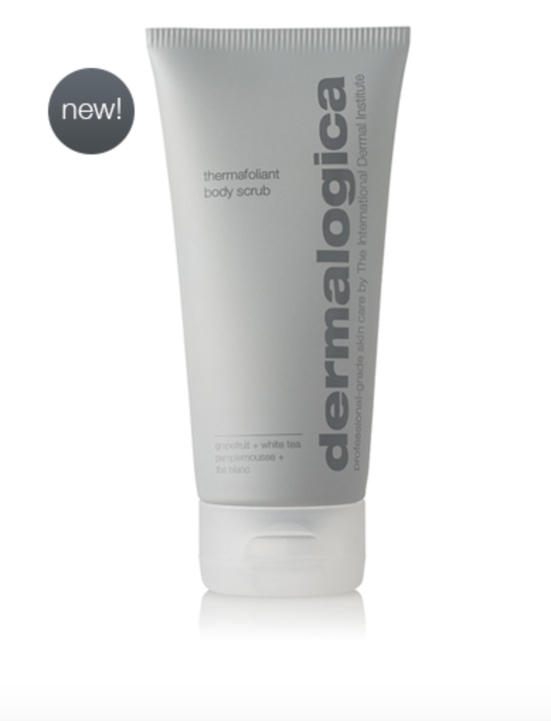 Thermafoliant Body Scrub (6 fl oz/ 177 ml)