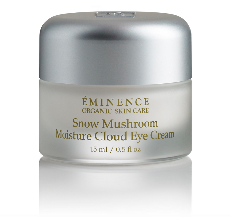 Eminence Organics Snow Mushroom Moisture Cloud Eye Cream (15 ml / 0.5 oz)