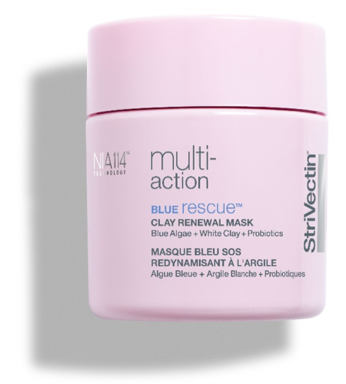 StriVectin Multi-Action Blue Rescue Clay Renewal Mask (3.2oz/94g)