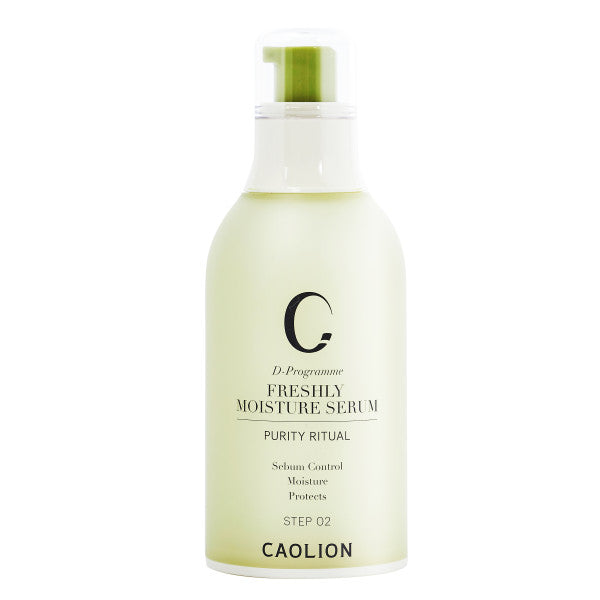 Caolion D-Programme Freshly Moisture Serum (1.7 fl oz / 50 ml) - Test