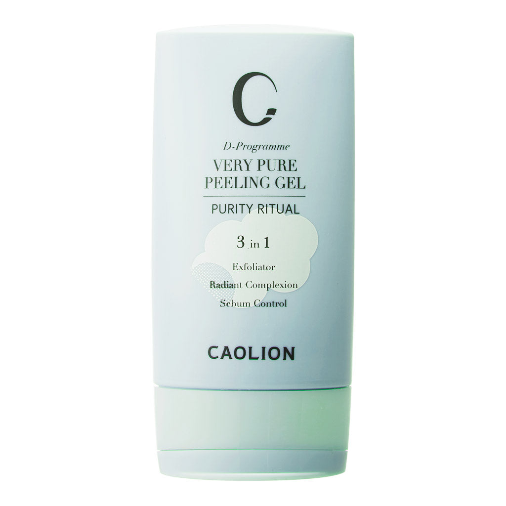 Caolion D-Programme Very Pure Peeling Gel (3.4 fl oz/ 100 ml) - Test