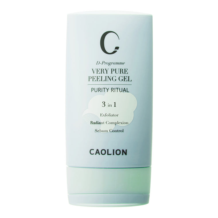 Caolion D-Programme Very Pure Peeling Gel (3.4 fl oz/ 100 ml)