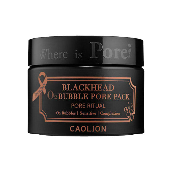 Caolion Blackhead O2 Bubble Pore Pack (1.7 fl oz/ 50 ml) - Test