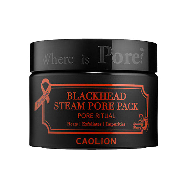 Caolion Blackhead Steam Pore Pack (1.7 fl oz/ 50 ml) - Test