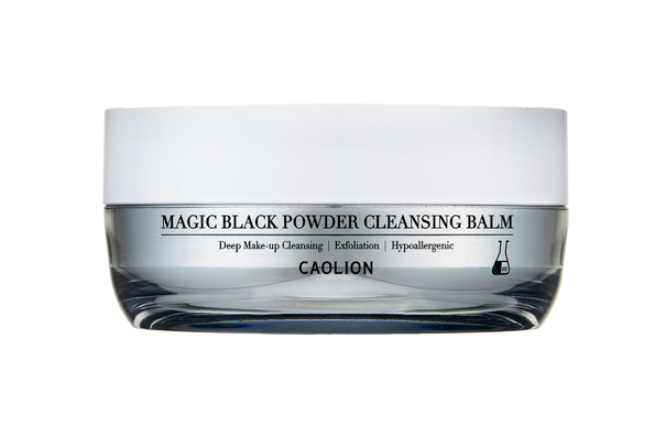 Caolion Magic Black Powder Cleansing Balm (3.5 fl oz/ 103 ml) - Test