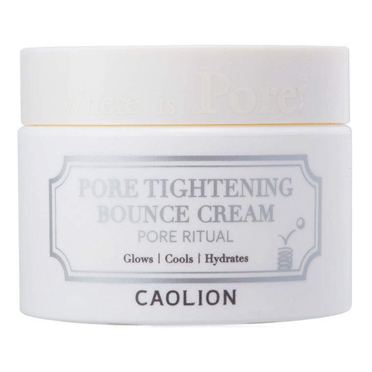 Caolion Pore Tightening Bounce Cream (1.7 fl oz/ 50 ml)