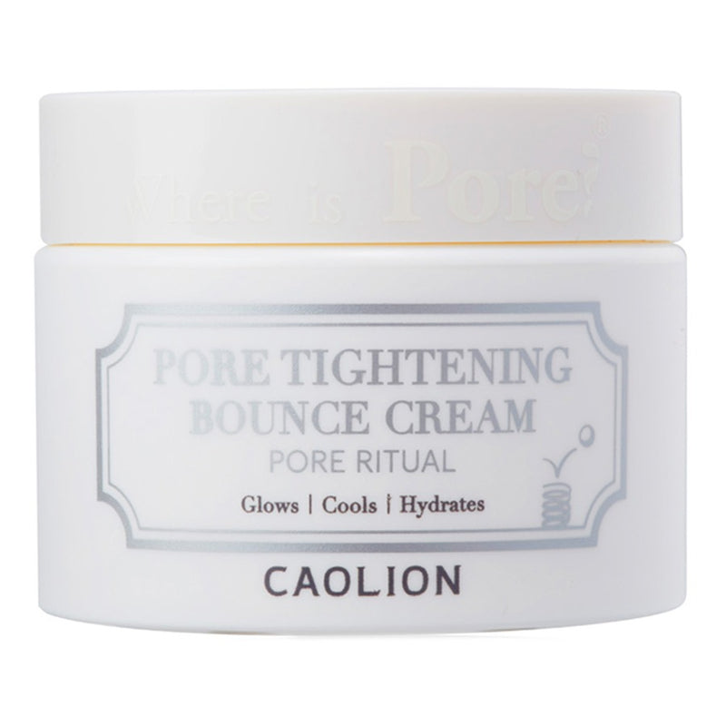 Caolion Pore Tightening Bounce Cream (1.7 fl oz/ 50 ml) - Test