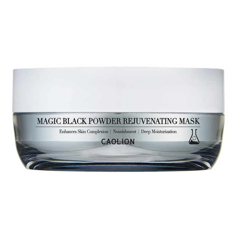 Caolion Magic Black Powder Rejuvenating Mask (1.8 fl oz/ 53 ml) - Test