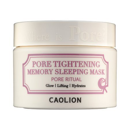 Caolion Pore Tightening Memory Sleeping Mask (1.7 fl oz/ 50 ml)