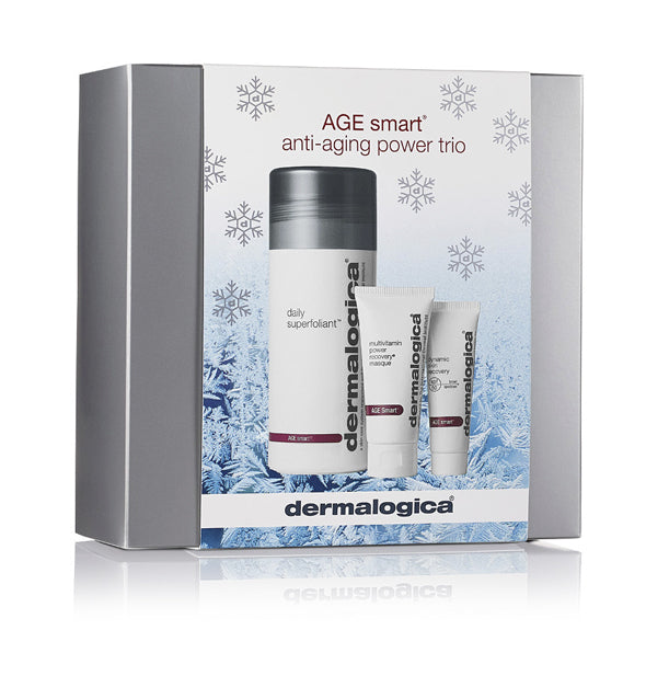 Dermalogica Age Smart Anti-Aging Power Trio Kit NEW