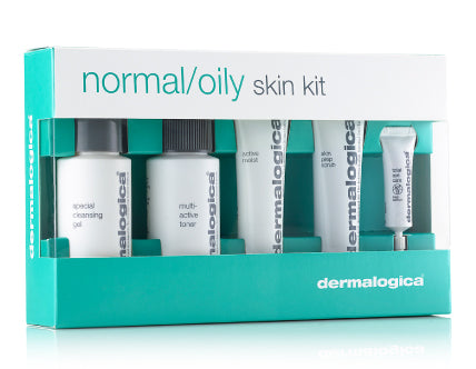 Dermalogica Skin Kit - Normal/ Oily ($72.50 value) - DISCONTINUED