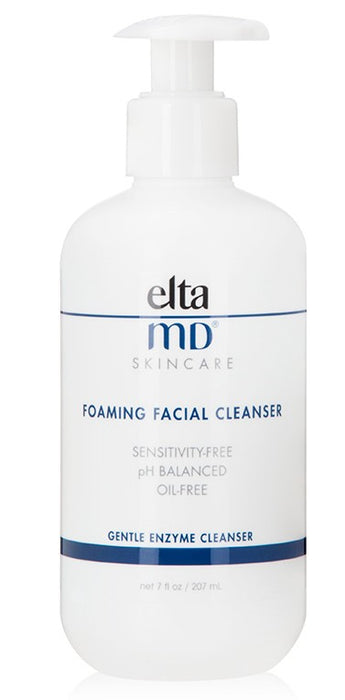EltaMD Foaming Facial Cleanser - Test