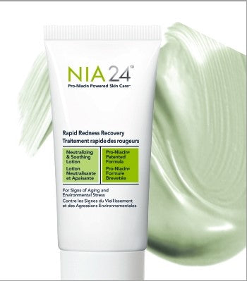NIA24 Rapid Redness Recovery (1.0 fl oz/ 30 ml) - Test