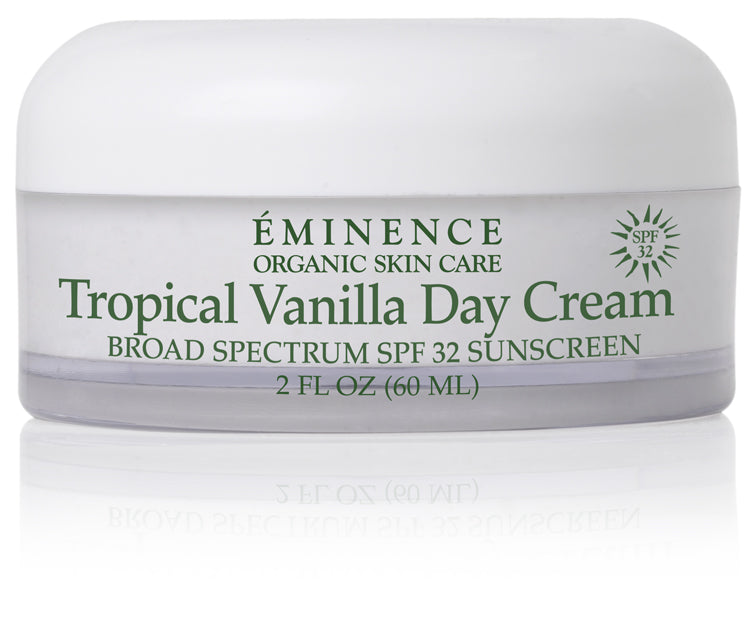 Eminence Organics Tropical Vanilla Day Cream SPF 32