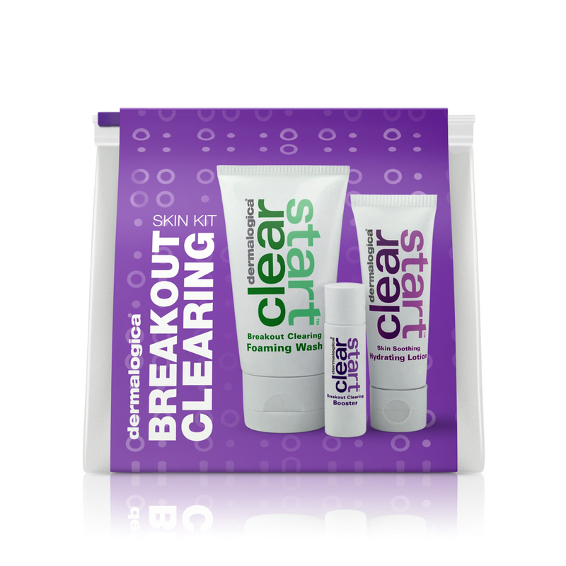 Dermalogica Clear Start Breakout Clearing Skin Kit ($39.50 value) - LIMITED SUPPLY