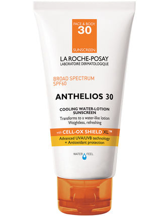 La Roche-Posay Anthelios 30 Cooling Water-Lotion Sunscreen (5.0 fl oz/ 150 ml)