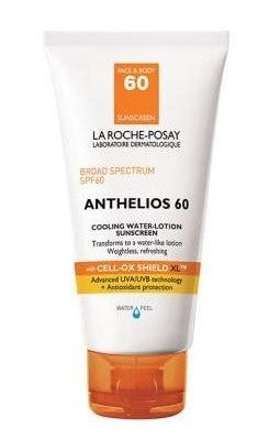 La Roche-Posay Anthelios 60 Cooling Water-Lotion Sunscreen (5.0 fl oz/ 150 ml) - Test
