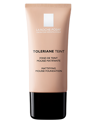 La Roche-Posay Toleriane Teint Mattifying Mousse Foundation (1.0 fl oz/ 30 ml) - LIMITED SUPPLY